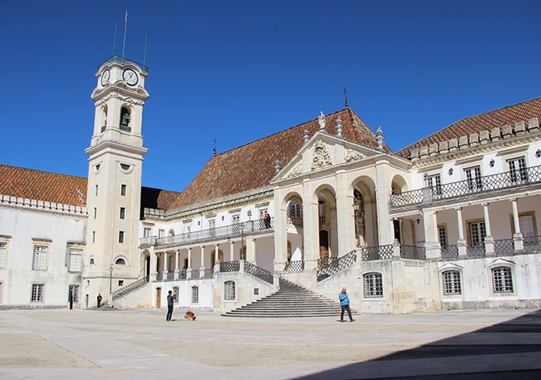 Rádio Regional do Centro: UC: Congresso Mundial de Futebol em Coimbra