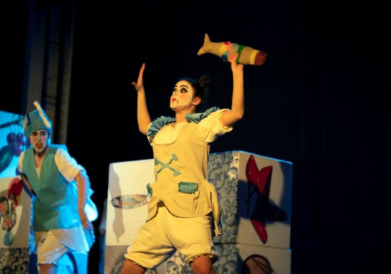 Rádio Regional do Centro: Jornadas Teatrais trouxeram a Ansião comédia do Norte
