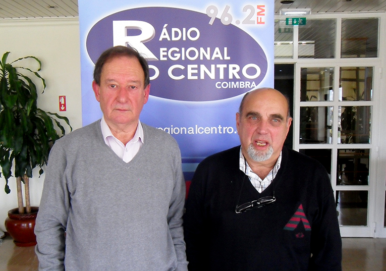 Rádio Regional do Centro: Praça da República – 13 Abr. 2019