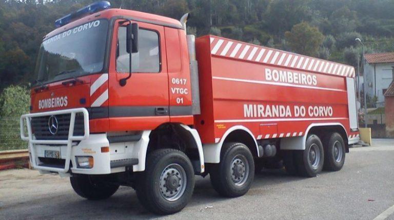Rádio Regional do Centro: Miranda do Corvo: Incêndio em aldeia provoca três desalojados