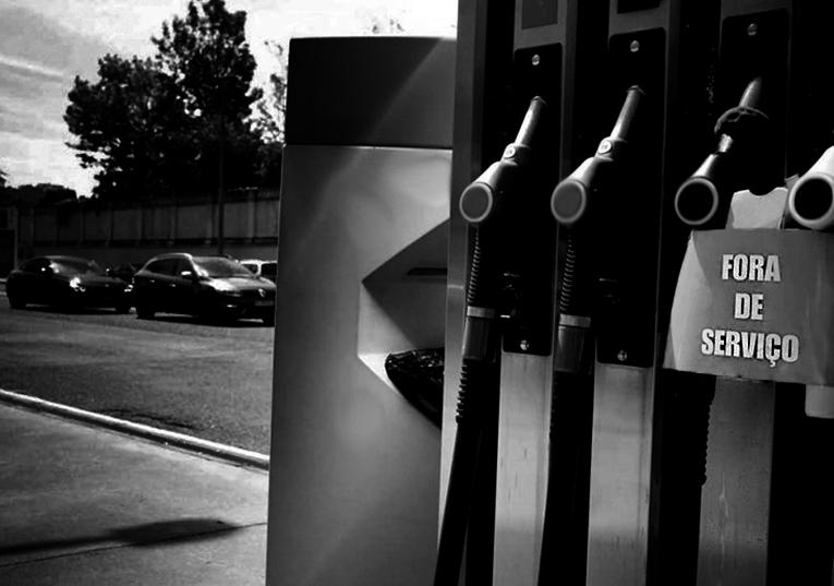 Rádio Regional do Centro: Maioria dos postos de abastecimento em Coimbra sem gasóleo