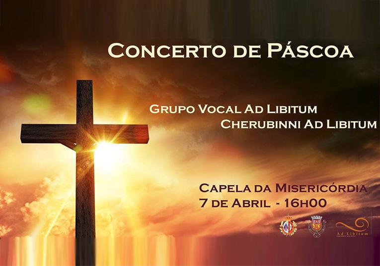 Rádio Regional do Centro: Coimbra: Concerto de Páscoa com o Grupo Vocal Ad Libitum