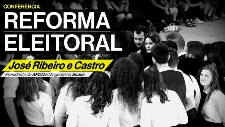 Rádio Regional do Centro: Coimbra: Reforma eleitoral em debate, quarta-feira, no ISCA
