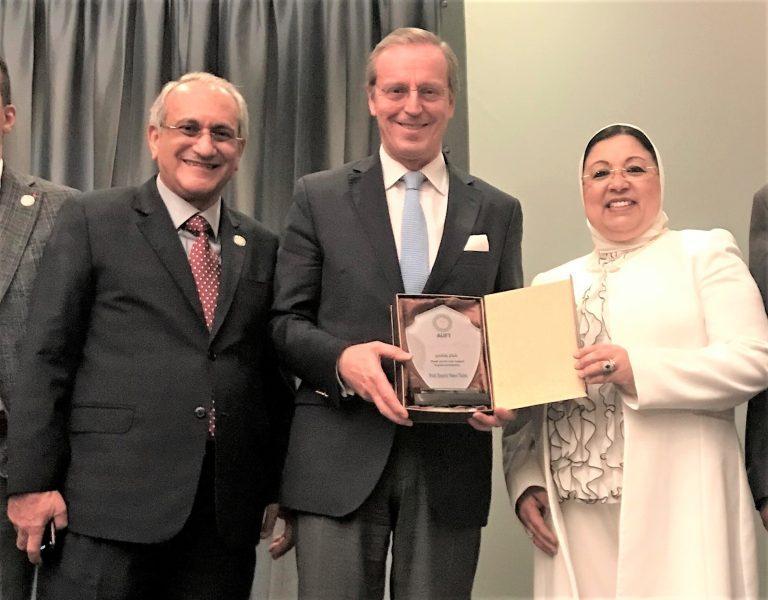 Rádio Regional do Centro: Duarte Nuno Vieira recebe distinção da União Árabe de Ciências Forenses