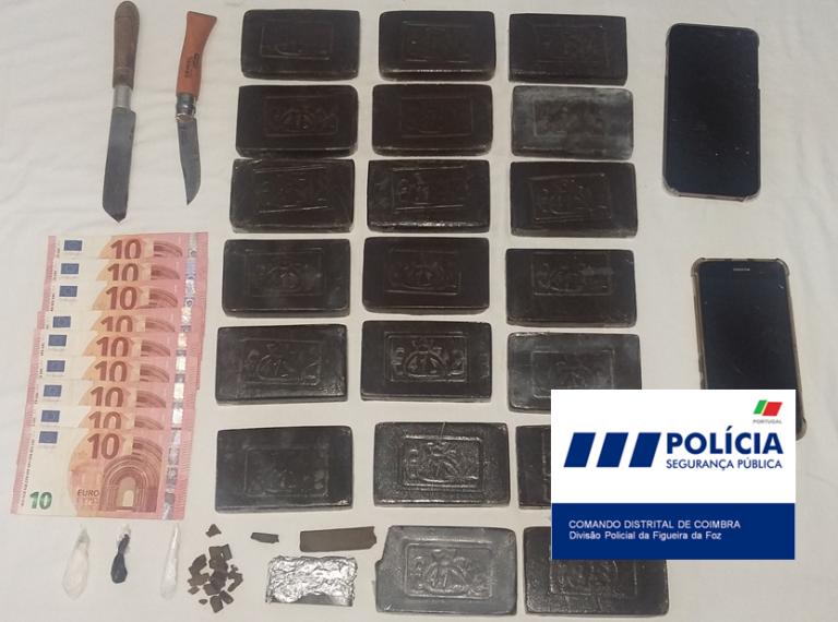 Rádio Regional do Centro: PSP: Fim-de-semana com apreensão de 4 348 doses de droga e sete detidos