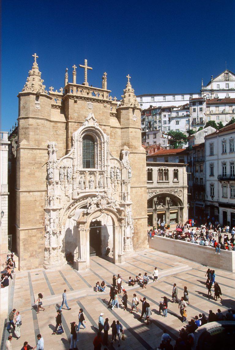 Rádio Regional do Centro: Coimbra: Mosteiro de Santa Cruz está a ser reconstituído em 3D