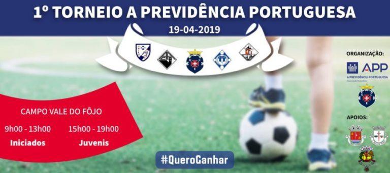 Rádio Regional do Centro: A Previdência Portuguesa promove torneio de futebol