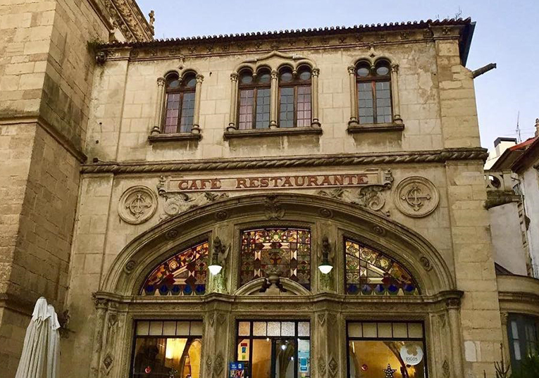Rádio Regional do Centro: Café de Santa Cruz venceu o prémio 'Cinco Estrelas Regiões'