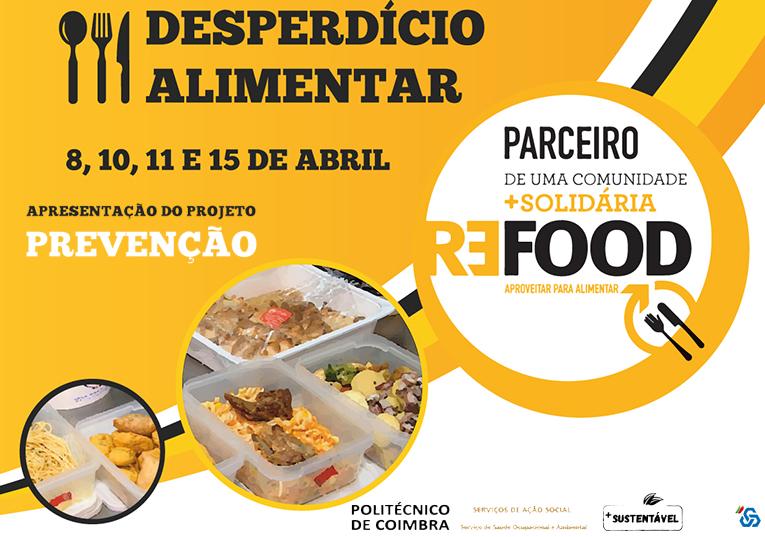 Rádio Regional do Centro: IPC junta-se à ReFood para reduzir o desperdício alimentar