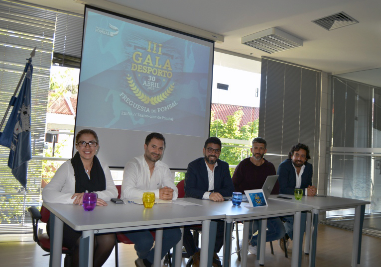 Rádio Regional do Centro: Gala do Desporto distingue mérito de atletas e clubes de Pombal