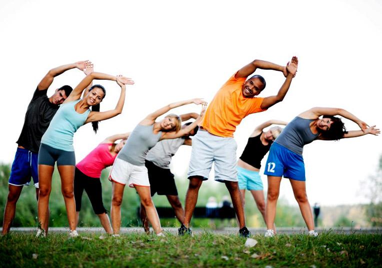 Rádio Regional do Centro: Condeixa: Mega aula de ginástica assinala Dia Mundial da Saúde