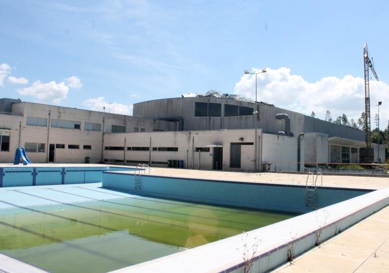 Rádio Regional do Centro: Condeixa vai ter piscina no Verão