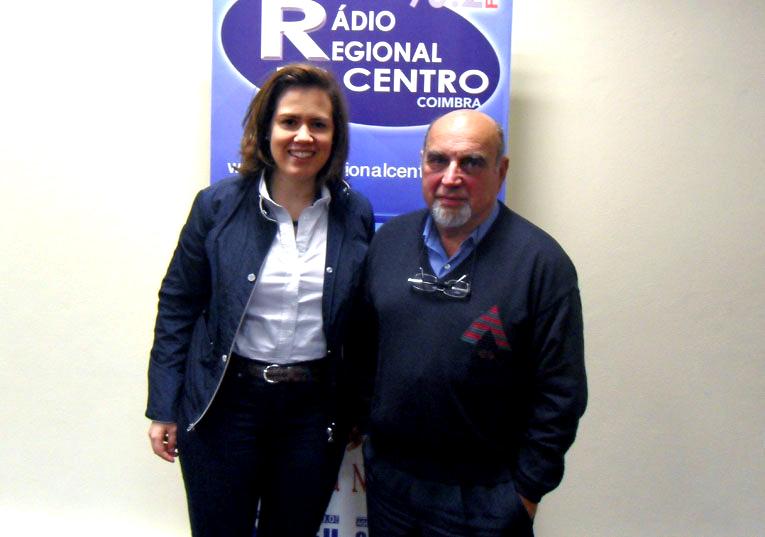 Rádio Regional do Centro: Praça da República – 20 Abr. 2019