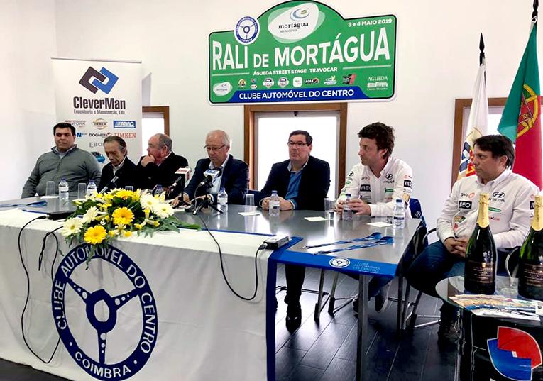 """Rádio Regional do Centro: Rali de Mortágua com muitas novidades e um """"recado"""""""