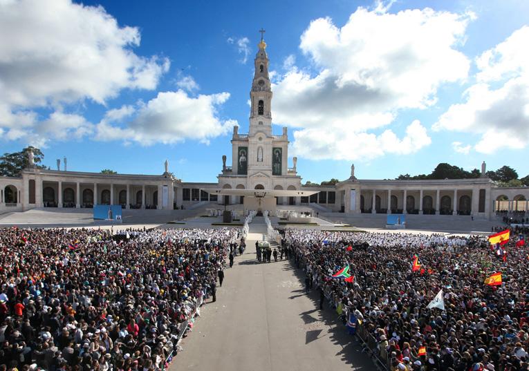 Rádio Regional do Centro: Santuário de Fátima desafia jovens para voluntariado com peregrinos