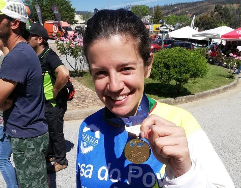 Rádio Regional do Centro: Atleta da Casa do Povo de Abrunheira conquistou bronze em Downhill