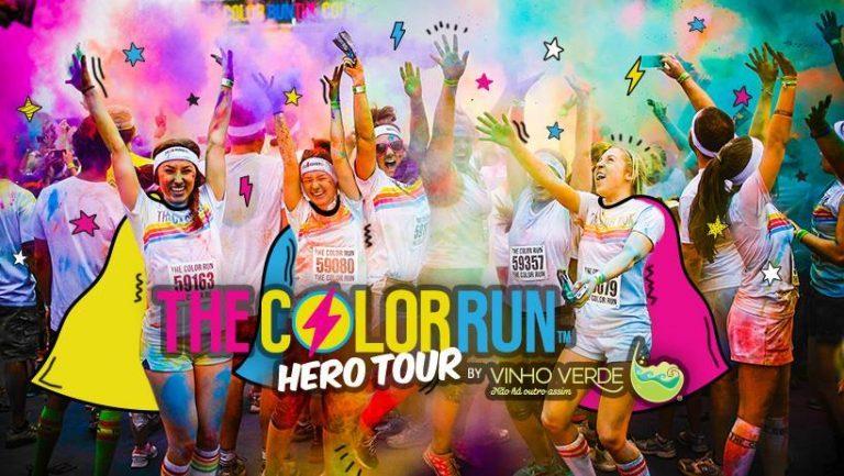 Rádio Regional do Centro: The Color Run volta a colorir Coimbra no dia 1 de junho