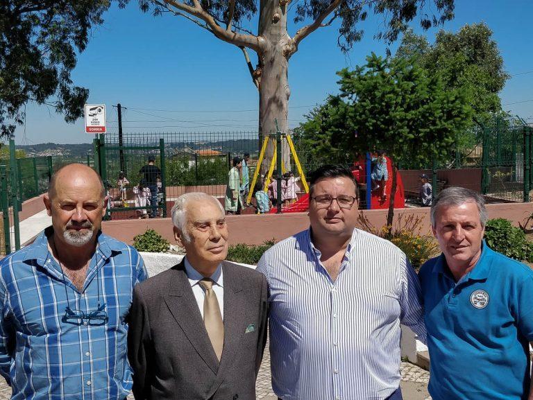 Rádio Regional do Centro: Parque infantil da Conchada reabre portas