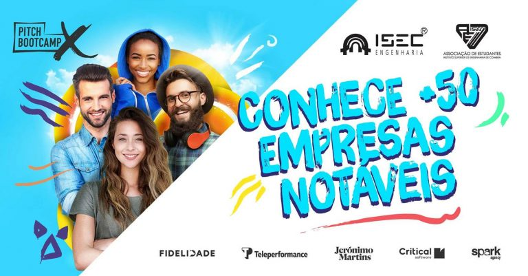 Rádio Regional do Centro: ISEC promove Pitch Bootcamp X dedicado a jovens em início de carreira