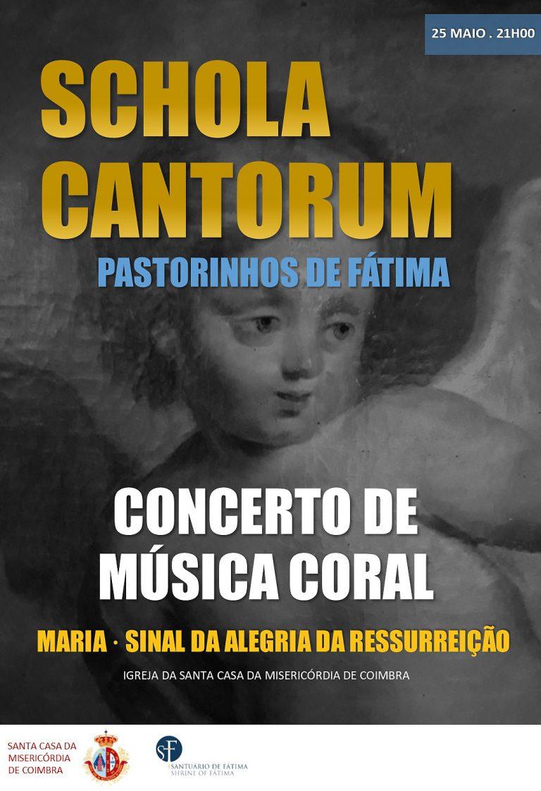 Rádio Regional do Centro: Igreja da Santa Casa da Misericórdia acolhe atuação do Schola Cantorum