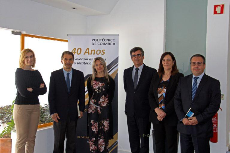 Rádio Regional do Centro: Ensino Superior: Ministro Manuel Heitor conheceu de perto trabalho do IPC