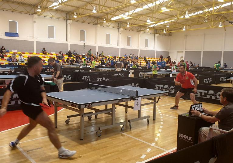 Rádio Regional do Centro: Condeixa: Nigeriano e açoreana venceram torneio internacional de ténis de mesa