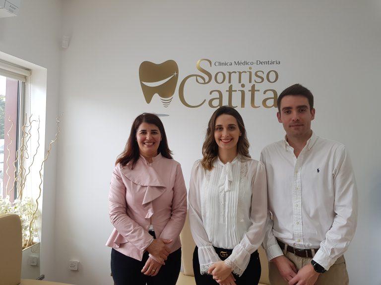 Rádio Regional do Centro: Cantanhede: Crédito Agrícola e Clínica Dentária Sorriso Catita formam parceria