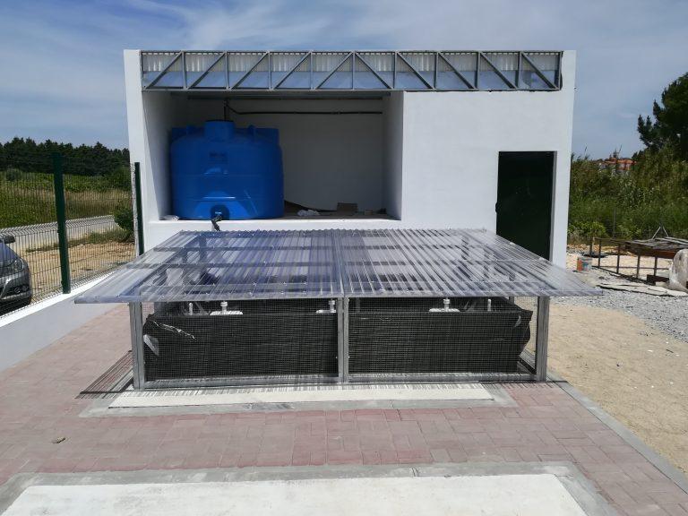 Rádio Regional do Centro: Cantanhede: Cordinhã inaugura centro de lavagem de pulverizadores