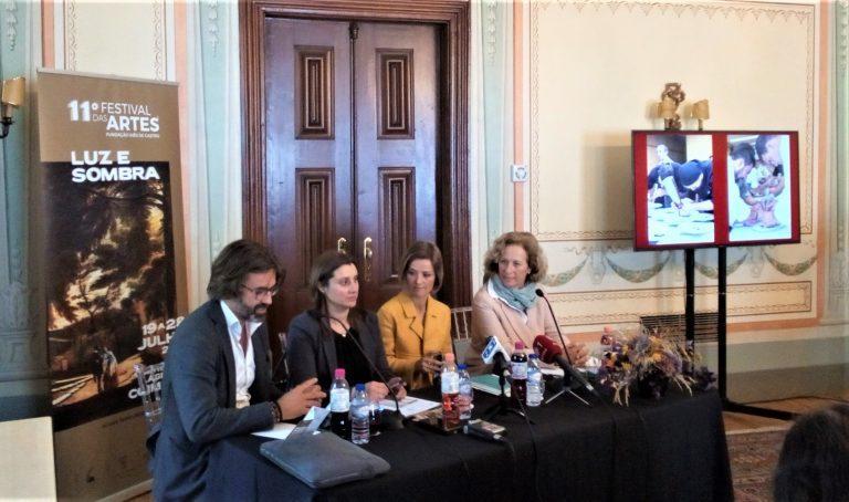 Rádio Regional do Centro: Festival das Artes de Coimbra homenageia poetas Sophia e Jorge de Sena