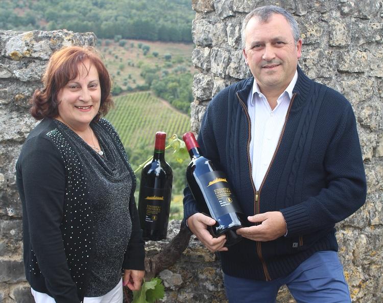 Rádio Regional do Centro: Castelo de Penela recebe apresentação dos vinhos Encosta da Criveira