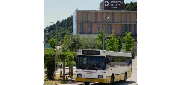 Rádio Regional do Centro: Coimbra: SMTUC com nova paragem no Hospital da Luz