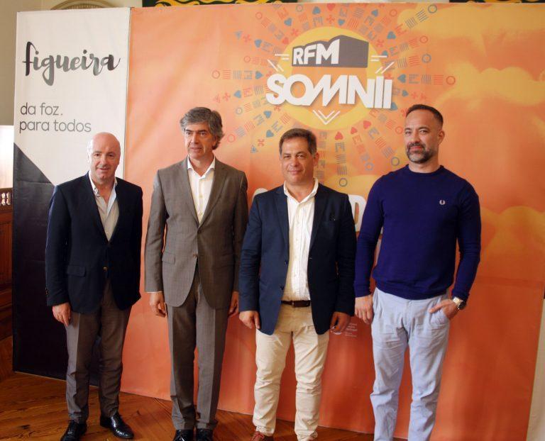 Rádio Regional do Centro: Figueira da Foz: Festival Somnii fica até 2024 e apoio público triplica