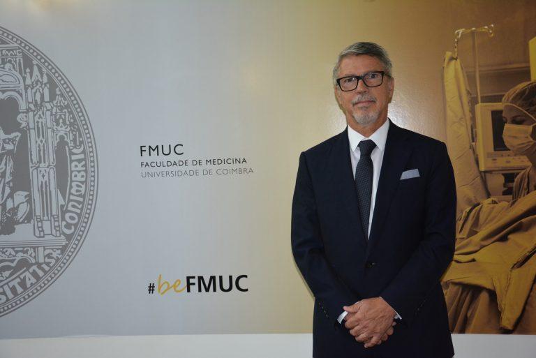 Rádio Regional do Centro: Carlos Robalo Cordeiro é o novo Director da Faculdade de Medicina