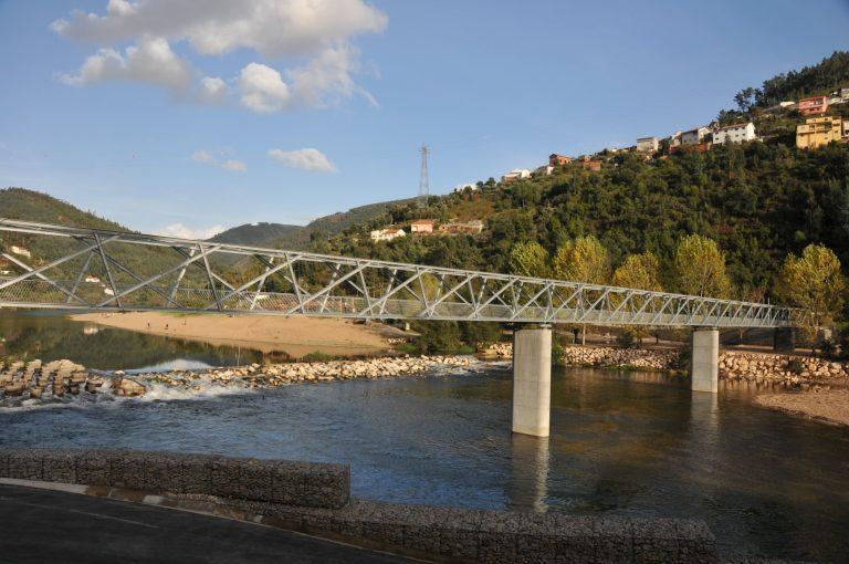 Rádio Regional do Centro: Coimbra: Ponte na praia de Palheiros e Zorro é inaugurada a 04 de Julho