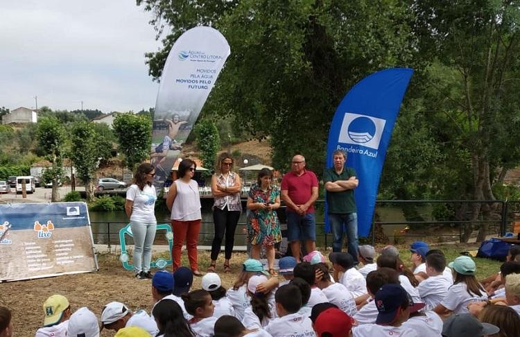 Rádio Regional do Centro: Águas do Centro Litoral e Bandeira Azul preocupadas com o meio ambiente