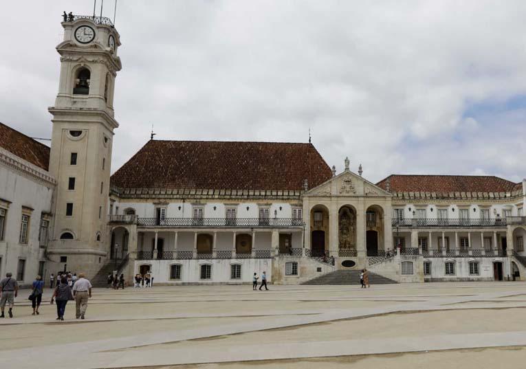 """Rádio Regional do Centro: Universidade de Coimbra lança """"Identidade UC"""" para celebrar 731 anos"""