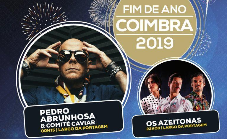 Rádio Regional do Centro: Pedro Abrunhosa e Os Azeitonas dão as boas-vindas a 2020 em Coimbra
