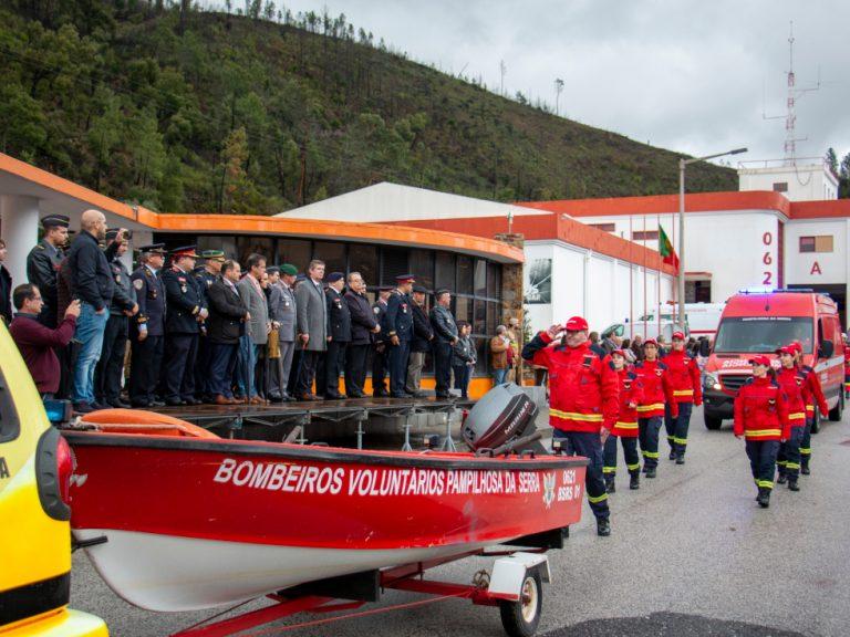 Rádio Regional do Centro: Pampilhosa da Serra: A. Humanitária dos Bombeiros Voluntários celebra 50 anos