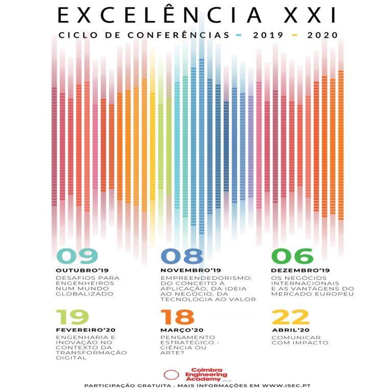 Rádio Regional do Centro: O ISEC/Coimbra Engineering Academy promove Ciclo de Conferências Excelência XXI