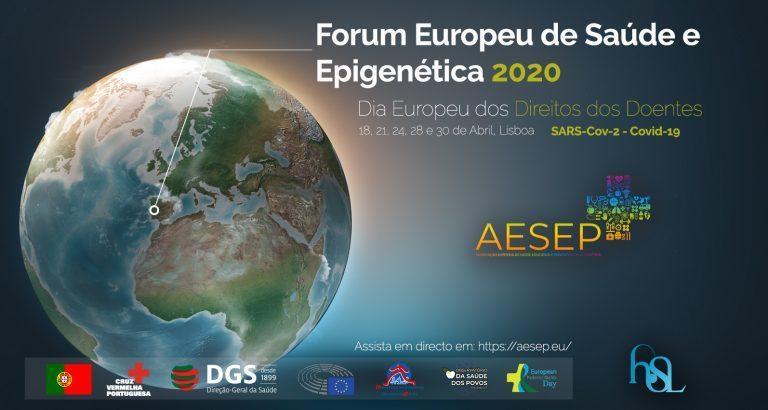 Rádio Regional do Centro: César Rodrigues fala sobre o Fórum Europeu de Saúde e Epigenética 2020