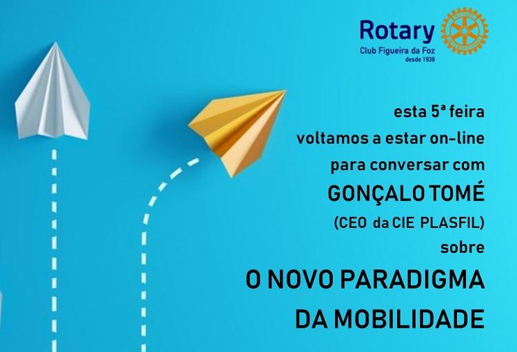 Rádio Regional do Centro: Rotary Club da Figueira da Foz promove palestra sobre mobilidade