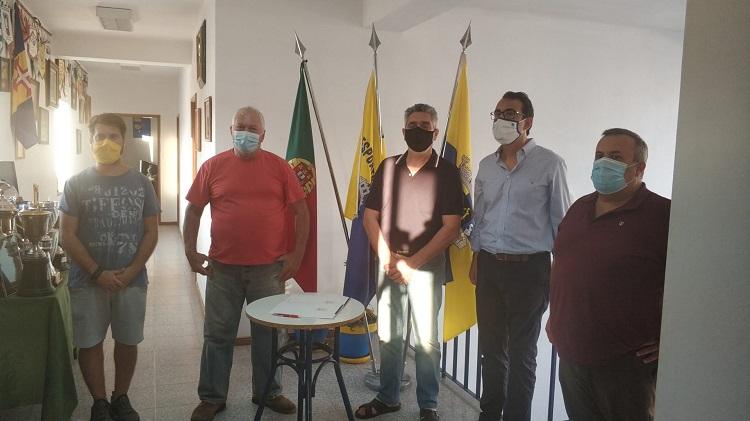 Rádio Regional do Centro: Lousã assinou protocolos para melhoria de instalações desportivas