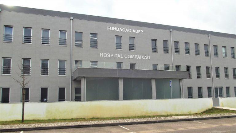 Rádio Regional do Centro: Hospital Compaixão transformado em estúdio de cinema