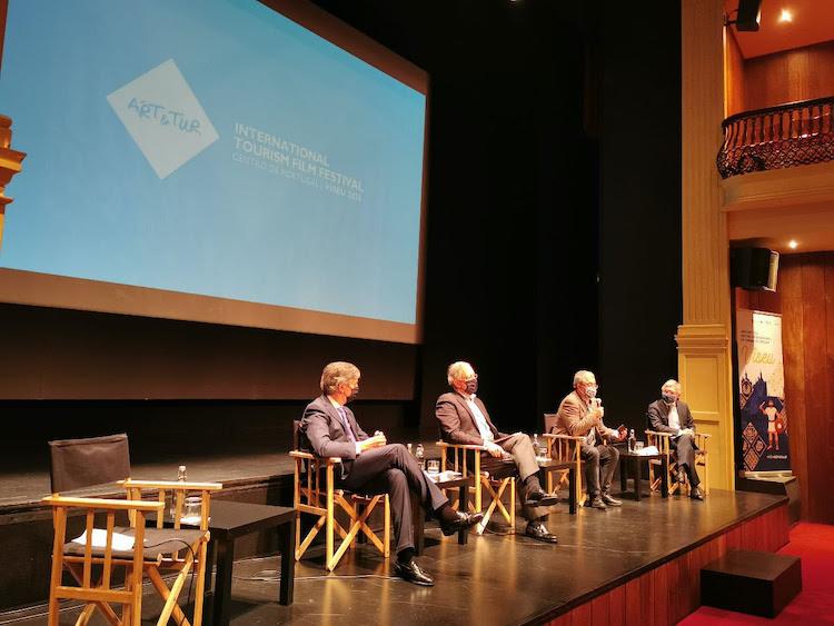 Rádio Regional do Centro: Turismo Centro defende cooperação regional para atrair produção cinematográfica