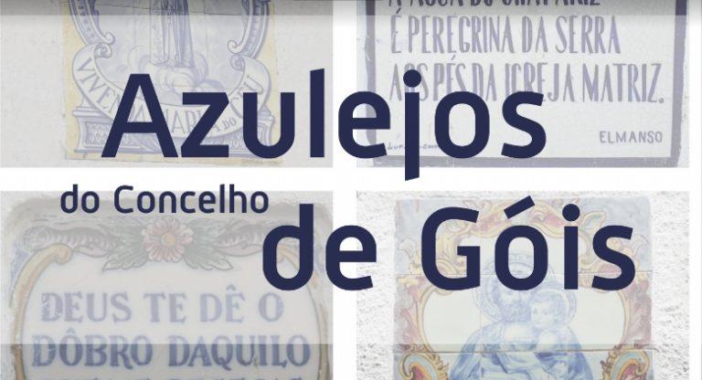 """Rádio Regional do Centro: Góis está a promover o desafio de fotografia """"Azulejos do Concelho de Góis"""""""