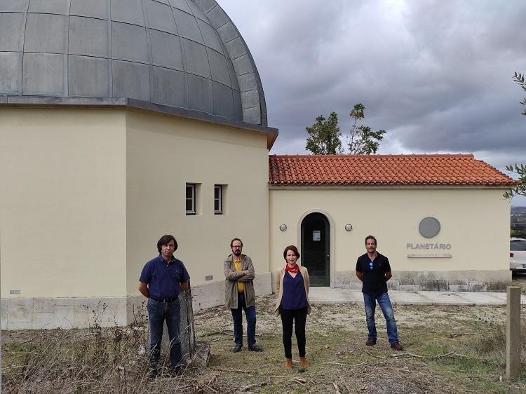 Rádio Regional do Centro: Consórcio europeu quer promover as Geociências Planetárias na Europa