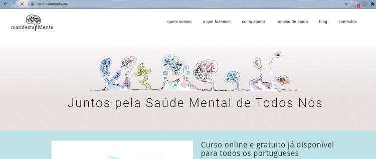 Rádio Regional do Centro: Curso online de saúde mental gratuito disponível para a população