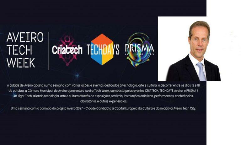 Rádio Regional do Centro: Programa da Manhã: 'Aveiro Tech Week' decorre esta semana