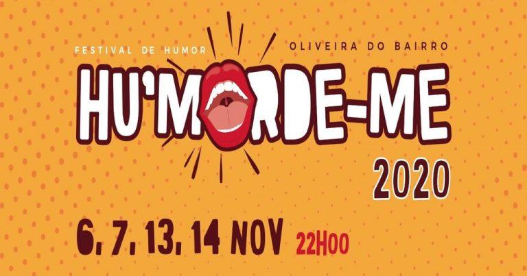 Rádio Regional do Centro: Programa da Manhã: Hu'morde-me – Festival de Humor de Oliveira do Bairro