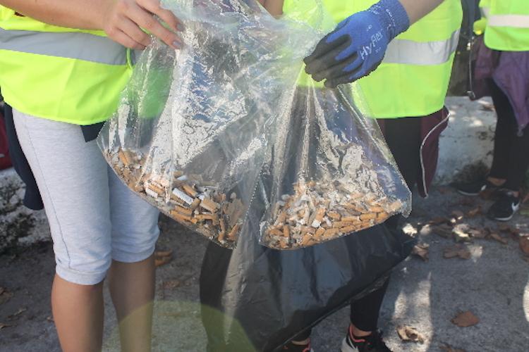 """Rádio Regional do Centro: """"Limpar a Lousã"""" recolheu 1 800 quilos de resíduos numa manhã"""
